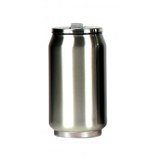 CANETTE ISOTHERME 280ML BRILLANT INOX