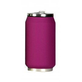 CANETTE ISOTHERME 280 ML SOFT TOUCH VIOLET