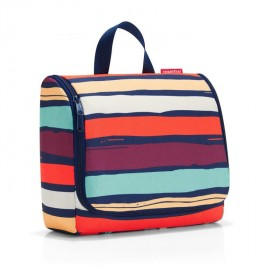 TOILETBAG XL ARTIST STRIPES