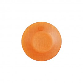 ASTRID DESSERT ORANGE MOYEN 21cm