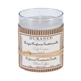 BOUGIE PARFUMEE TRADITIONNELLE CAFE CREME