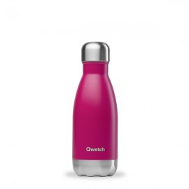 BOUTEILLE QWETCH MAGENTA 260ml