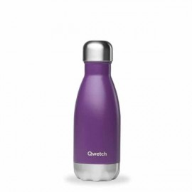 BOUTEILLE QWETCH POURPRE 260ml
