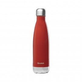 BOUTEILLE QWETCH ROUGE 500ml