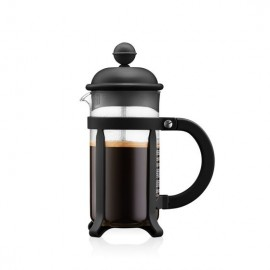 CAFETIERE A PISTON NOIR JAVA 3T 0.35L