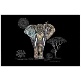 SET DE TABLE BUG ART JEWELS ELEPHANT