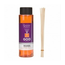 RECHARGE GOATIER 260 ML - PASSION PAPAYE