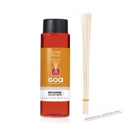 RECHARGE GOATIER 260ML - CHYPRE ROUGE