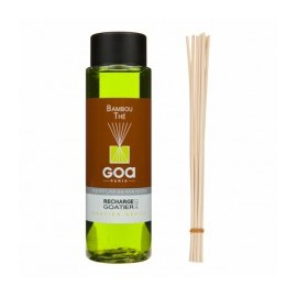 RECHARGE GOATIER 260ML - BAMBOU THE