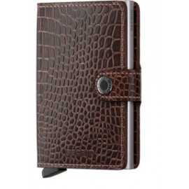MINIWALLET BROWN AMAZON