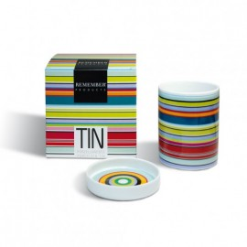 MUG COUVERCLE 'Colour Stripes'